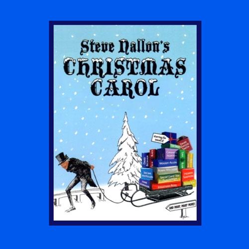Christmas Carol remake cover