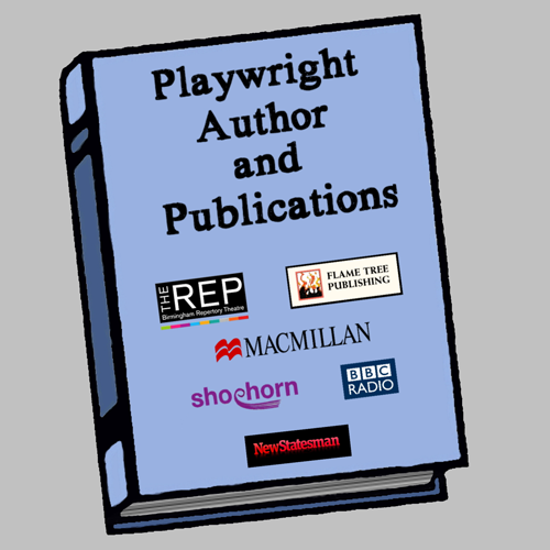Playwright author and publications