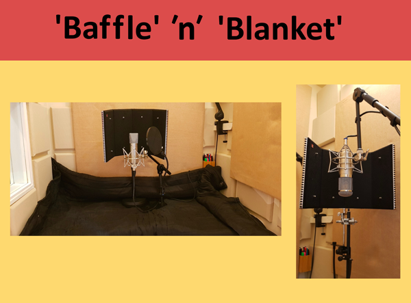 Baffle and Blanket