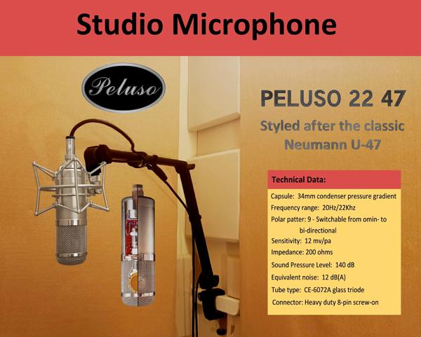 Microphone peluso