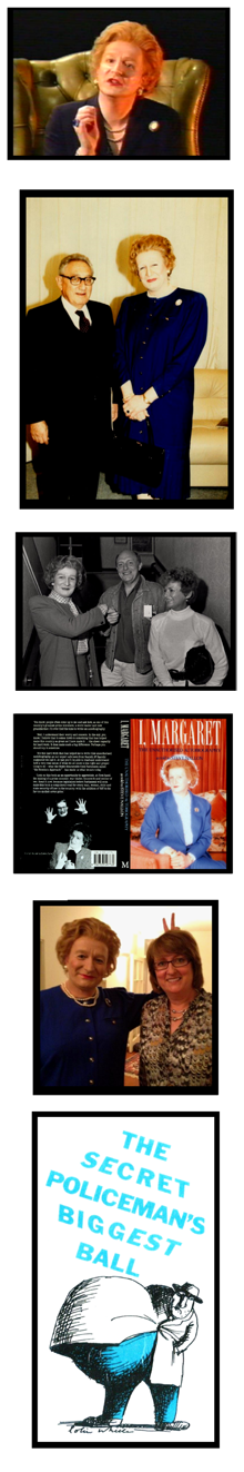 The Thatcher Years Covers