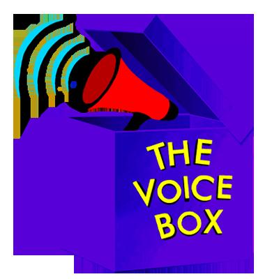 Voice Box Icon