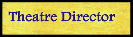 theater director logo