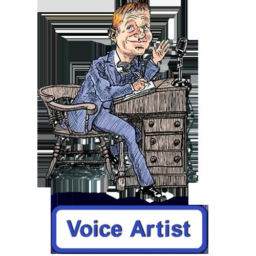 Voice Artist icon