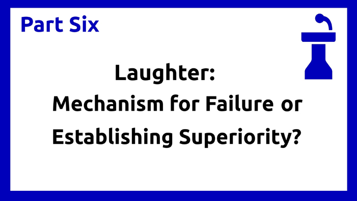 Part Six - Failure or Superiority