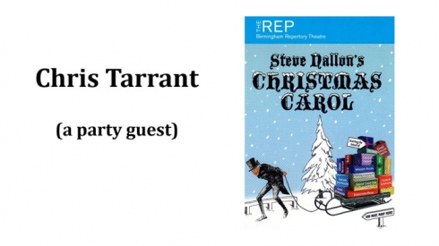Chris Tarrant  (a party guest)