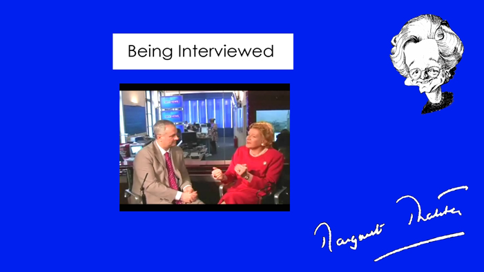 Interview with Iain Dale.