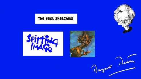 The Best Thatcher SPITTING IMAGE Sketches.