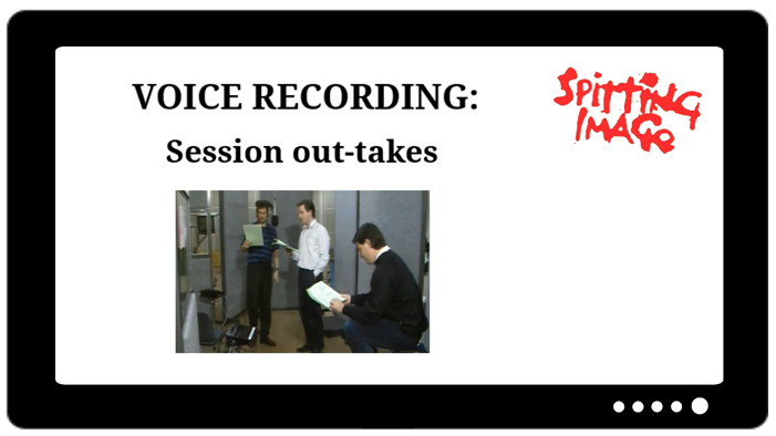 Voices Session Out-takes.