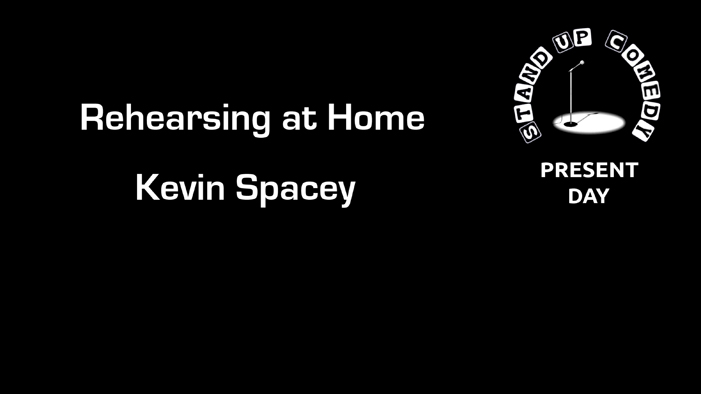 Rehearsing at Home with Kevin Spacey