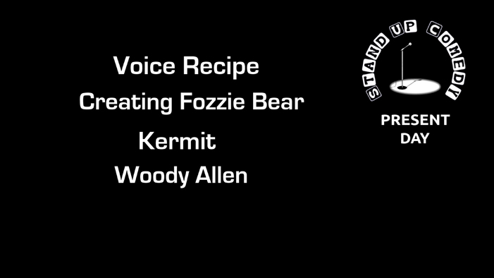 Creating Fozzie Bear from Homer Simpson and Darth Vader.