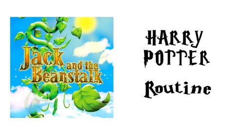 Harry Potter Routine Jack and the Beanstalk