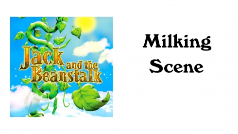Jack and the Beanstalk Milking Scene