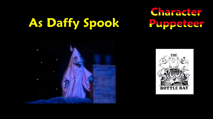 Daffy Spook in THE SPOOKS OF BOTTLE BAY