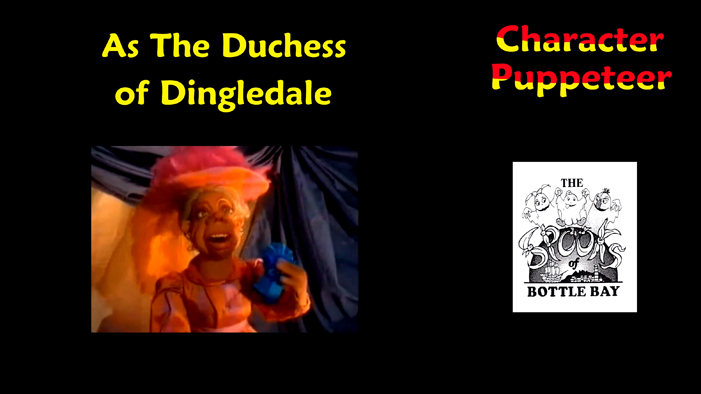 The Duchess of Dingledale in THE SPOOKS OF BOTTLE BAY