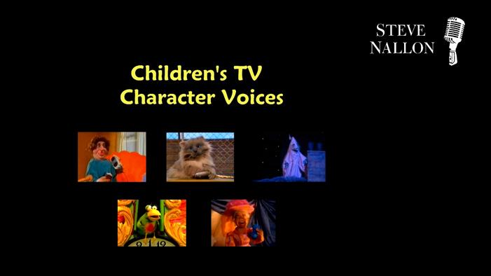 TV Character Voices