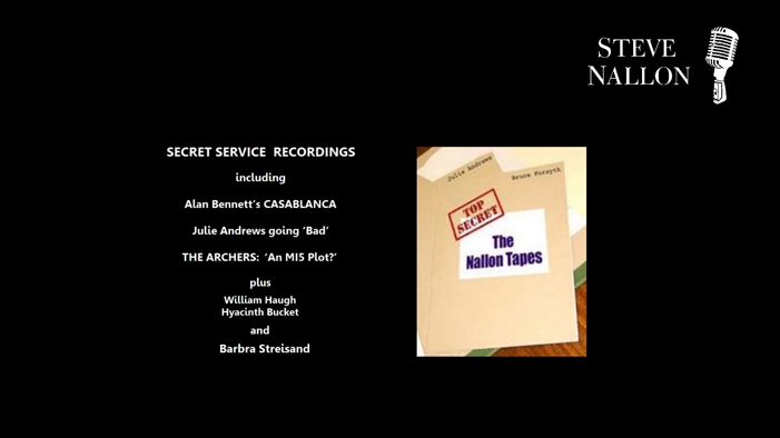 THE NALLON TAPES