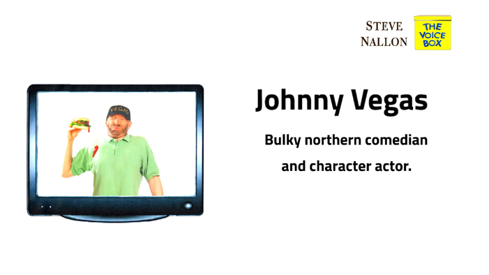 Johnny Vegas