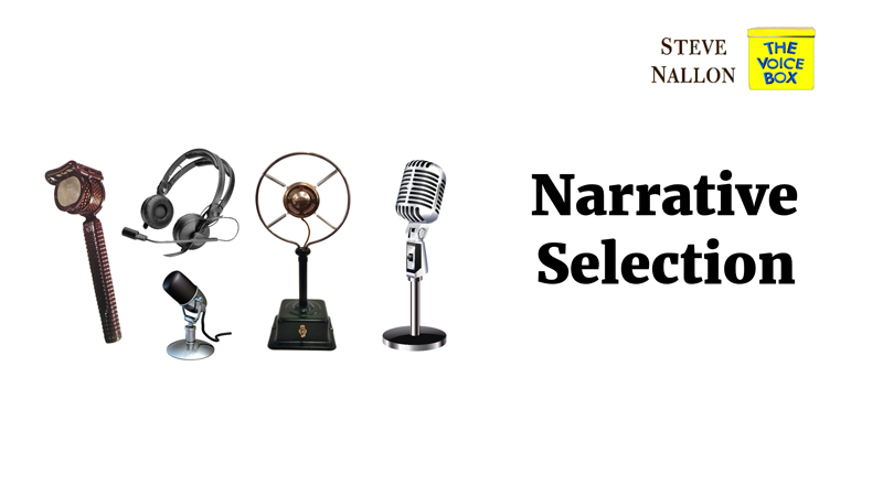 NARRATIVE SELECTION