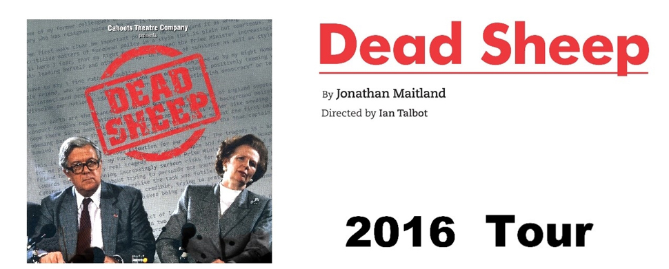 Dead Sheep Thatcher Reviews Poster 0