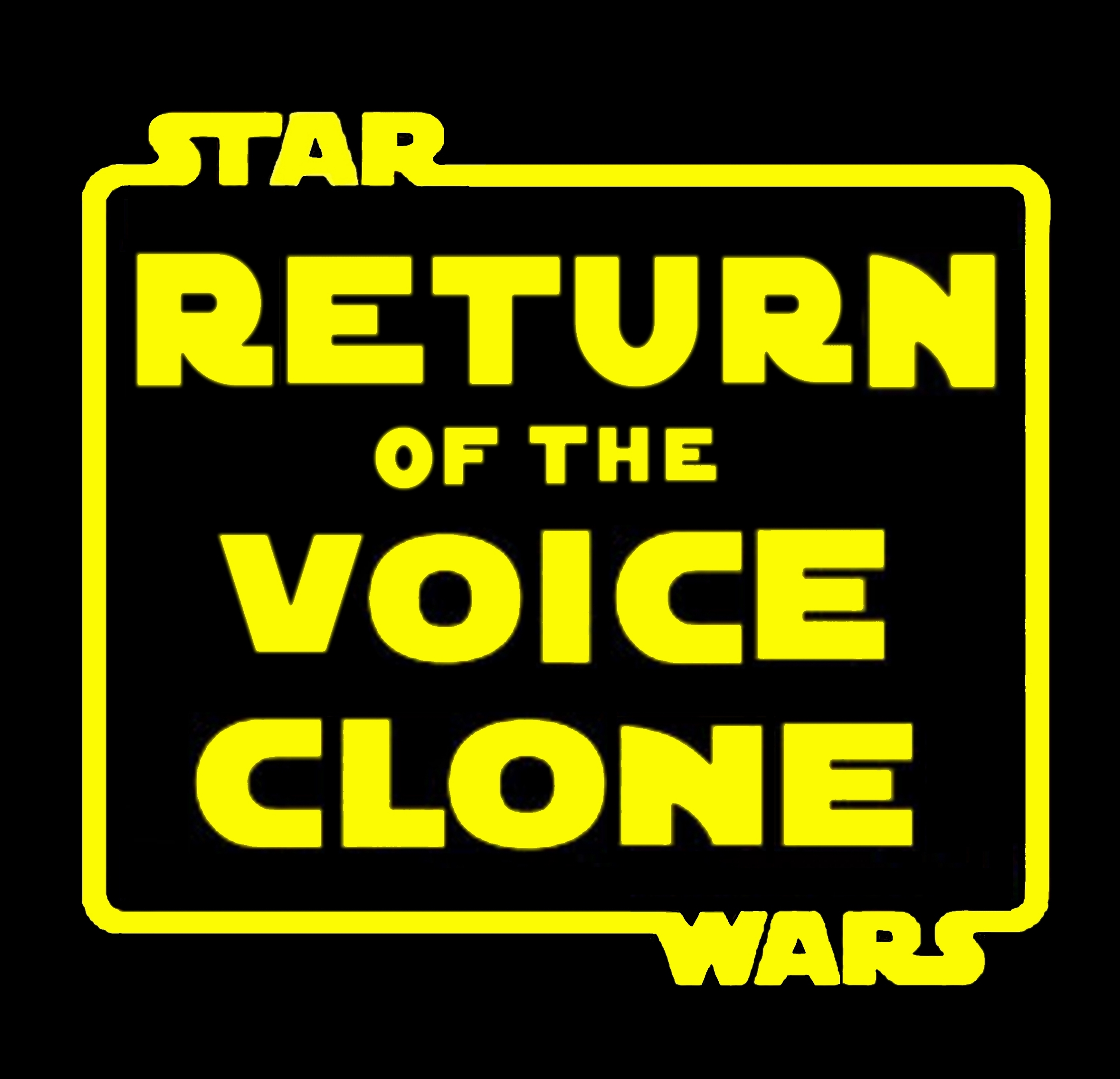 STAR WARS: Return of the Voice Clone