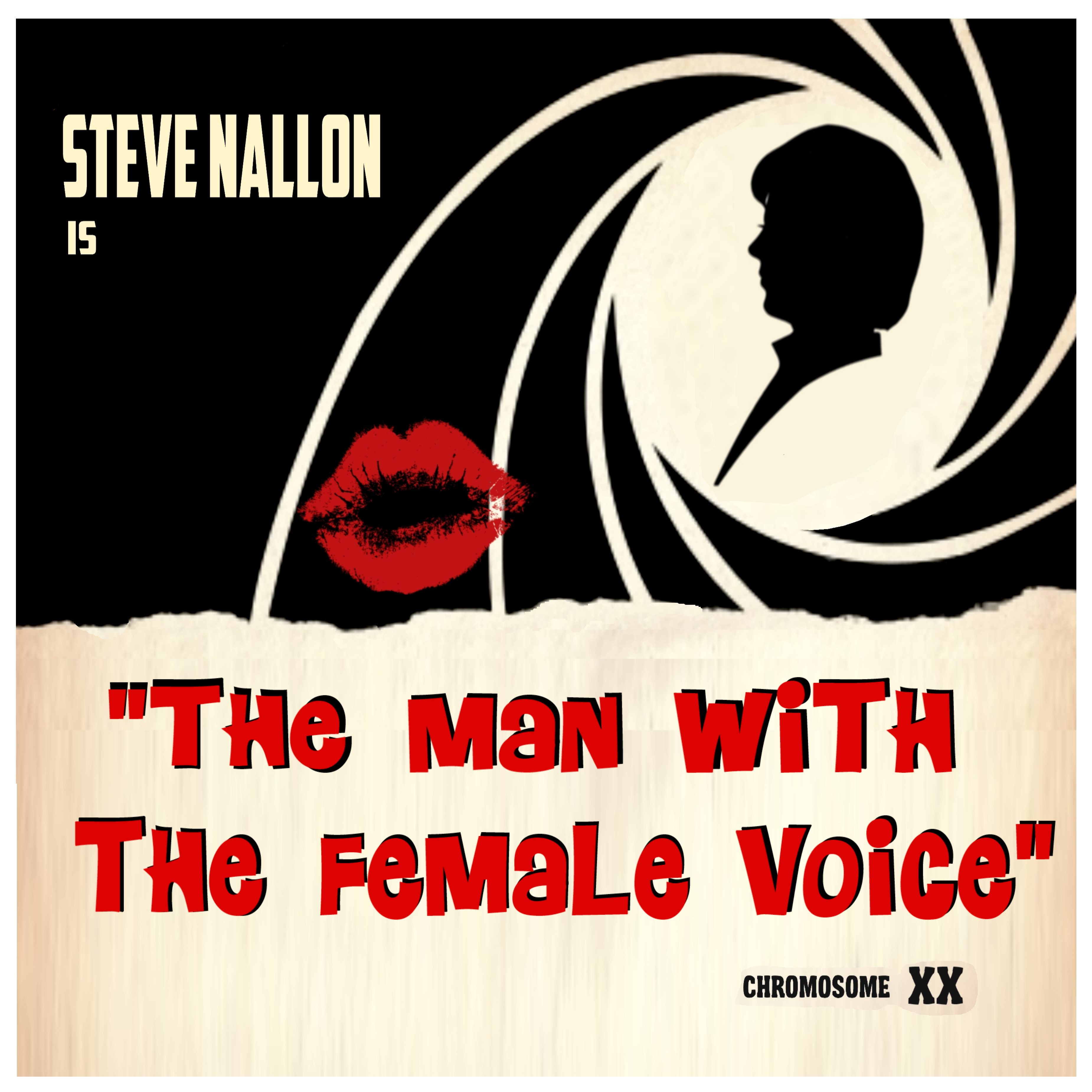 The Man with the Female Voice